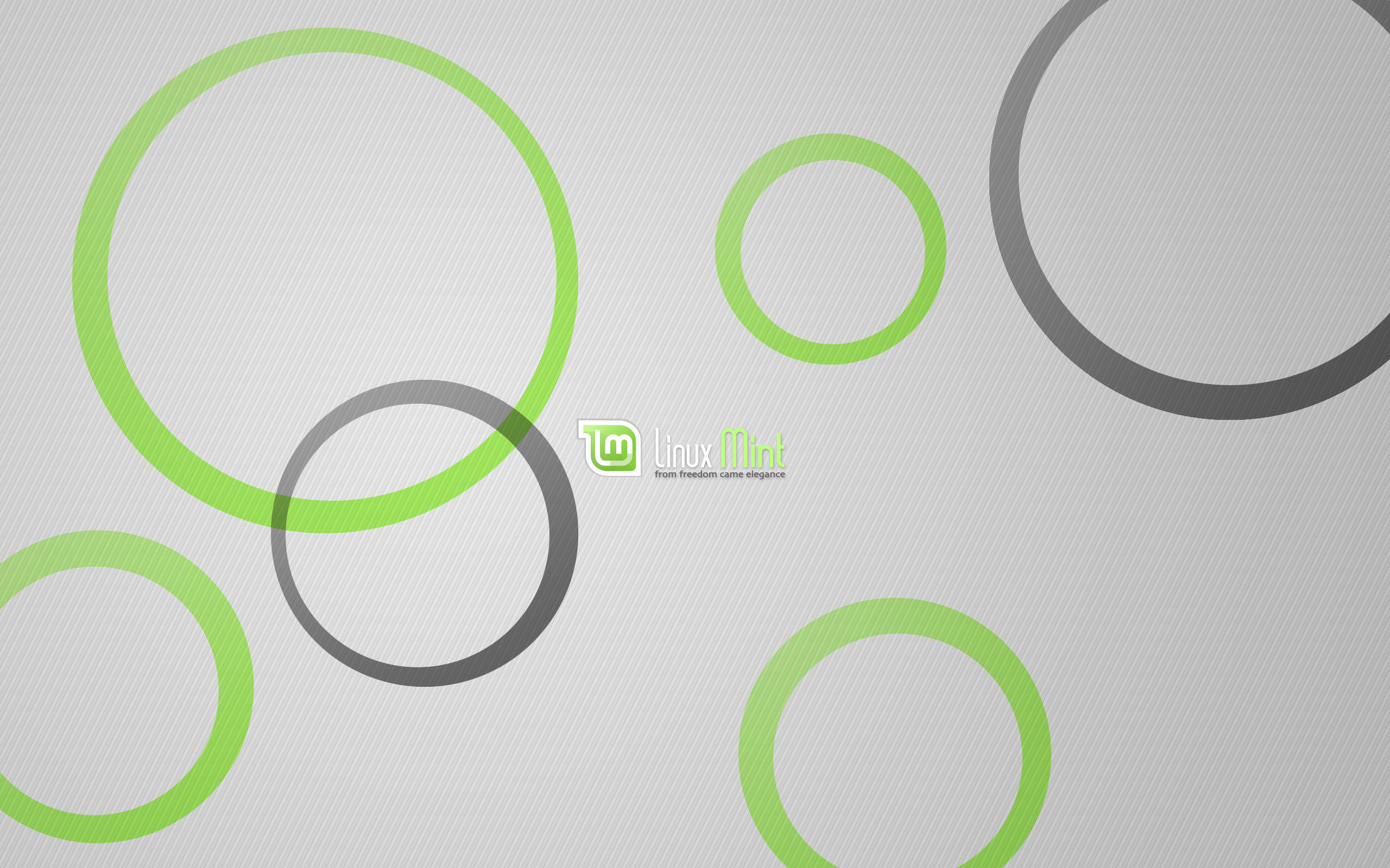 Linux Mint Circles
