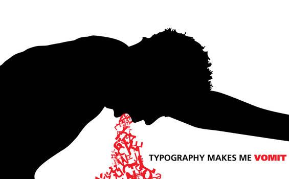 Typography by DamagedInnocence