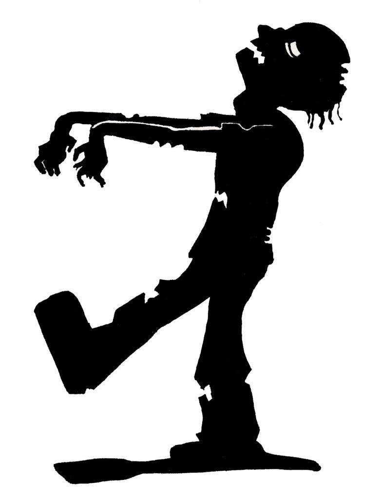 Zombie Icon by DamagedInnocence on DeviantArt