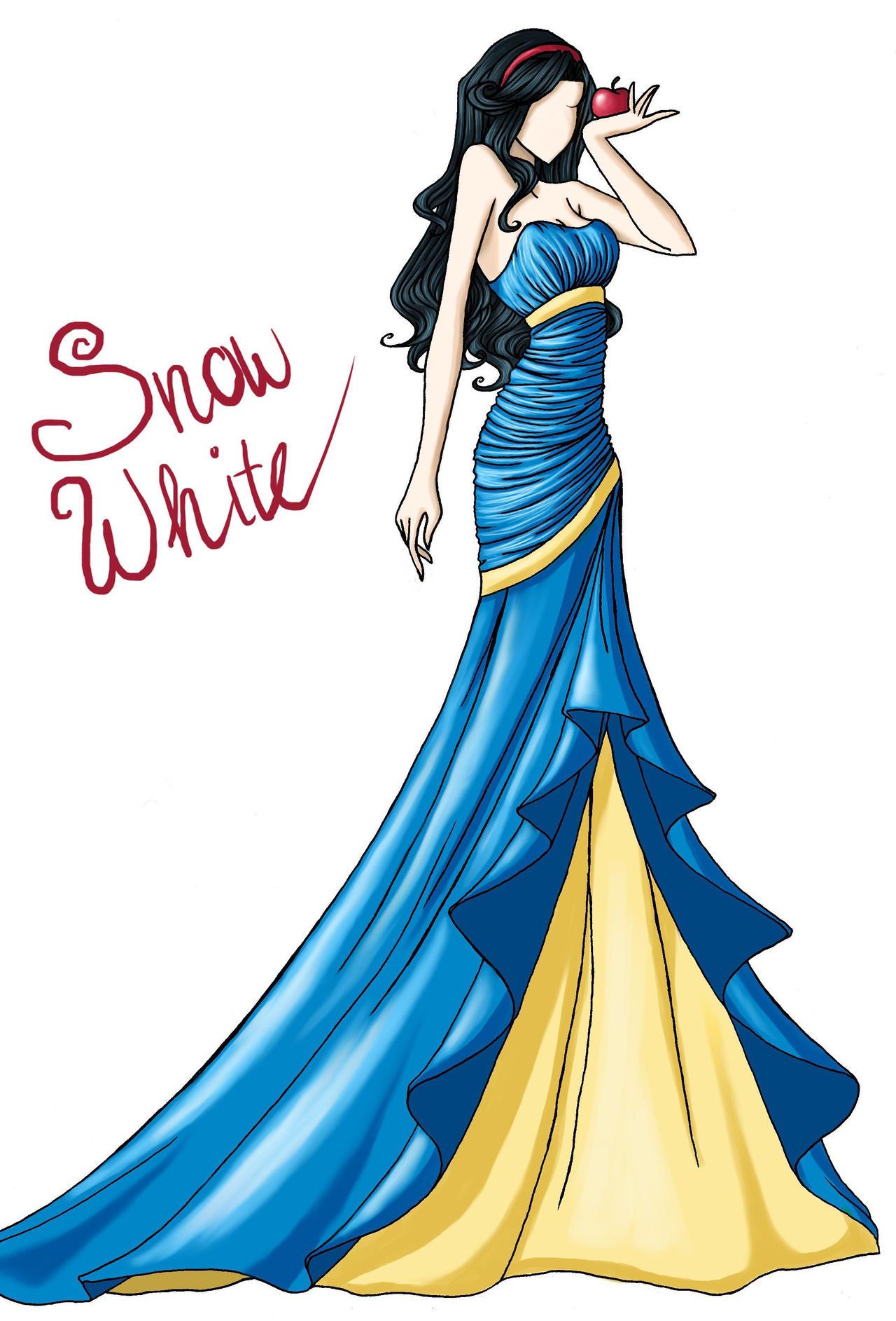Fairy Tale Girls Project Snow White By Welescarlett On Deviantart