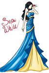 FAIRY TALE GIRLS PROJECT: Snow White