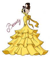 FAIRY TALE GIRLS PROJECT: Beauty by WeleScarlett