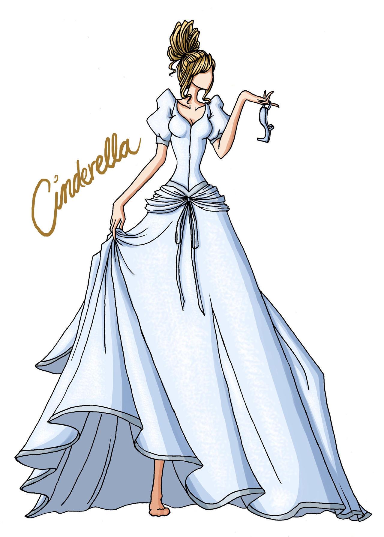 Fairy Tale Girls Project Cinderella By Welescarlett On Deviantart