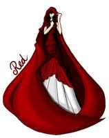 FAIRY TALE GIRLS PROJECT: Red by WeleScarlett