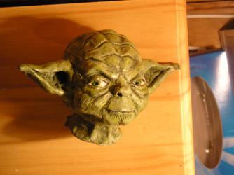 Master Yoda by ptitClem