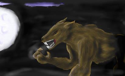 WolfMan by ptitClem