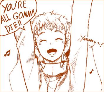 OH BOY by Desusaizu