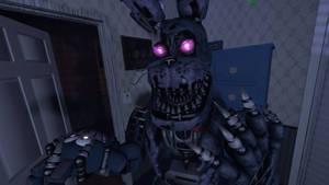 Nightmare Bonnie Arrives