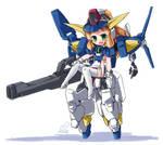 Gundam AGE-3 Musume