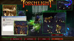 Torchlight plus TexMod, then - Armored Lynx