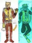 request: scuba diving cougar John