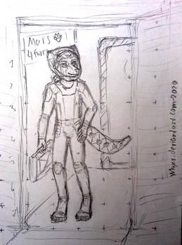 Some Anthro Marsonaut