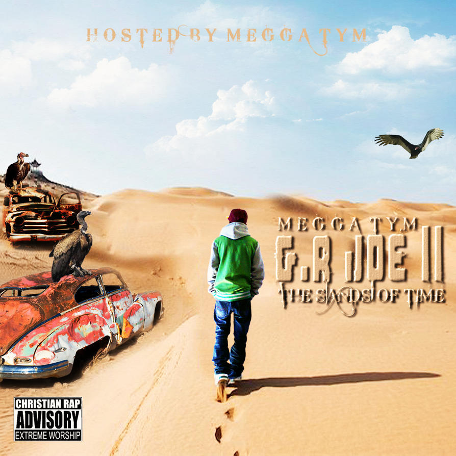 Megga Tym - The Sands Of Time Official (album art) by MeggaTym