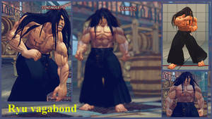 Ryu Vagabond