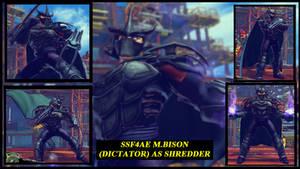 3Zh9sjFM. Bison (dictator) as Shredder