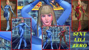 Lili Zero suit