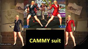 Cammy suit