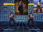 Lei Tekken 3 costume