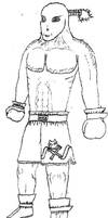Unknown Boxer chinese by KazuyaNab