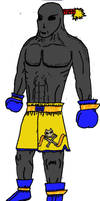 Unknown Boxer chinese color by KazuyaNab