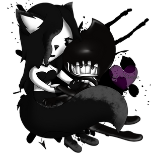 Aurozia and Ink Bendy