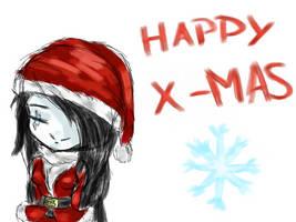 Christmas WIP by Kiumii