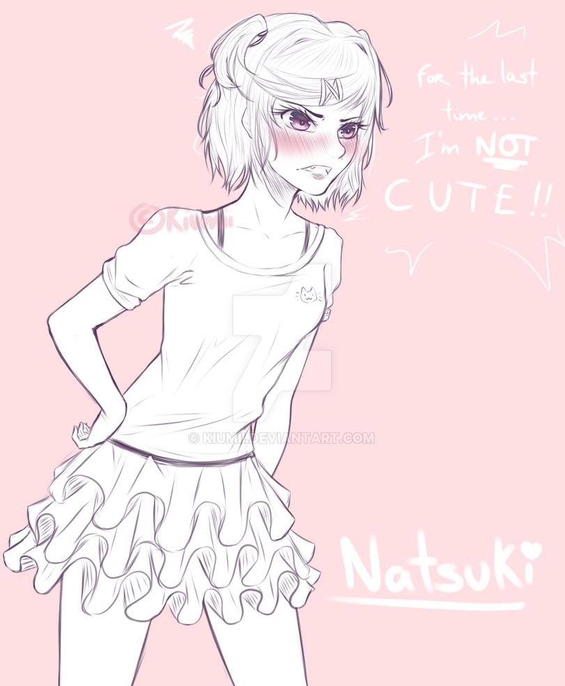 Natsuki by Kiumii