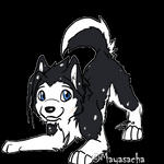 .:Animation: Puppy Zack:. by Mayasacha