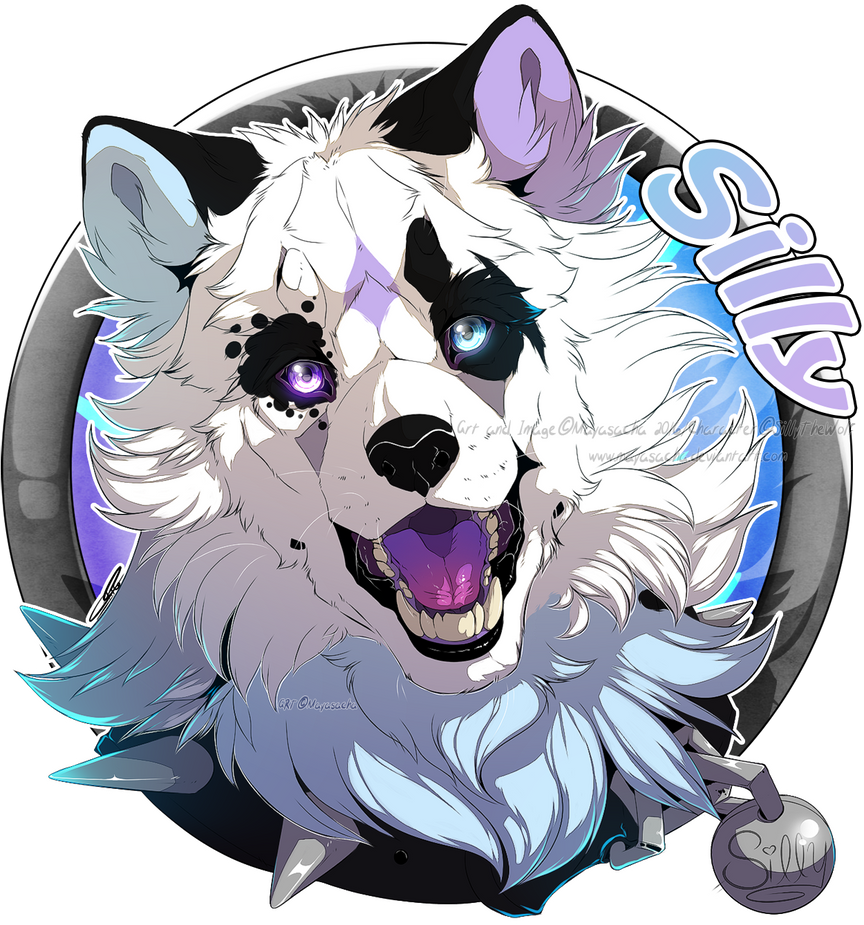 .:Comm: Silly Token of Joy:. by Mayasacha