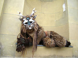 A Wolpertinger in the Town
