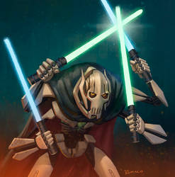 general grievous by tomaco-sunderland