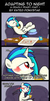 Adapting To Night A Deadly Feast - Part 1 by Rated-R-PonyStar