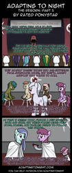 Adapting To Night The Reborn - Part 5 by Rated-R-PonyStar
