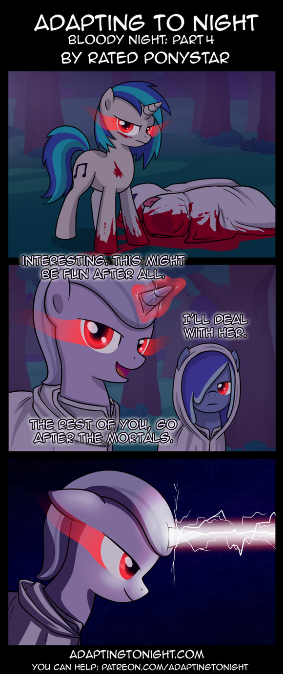 ATN: Bloody Night - Part 4 by Rated-R-PonyStar