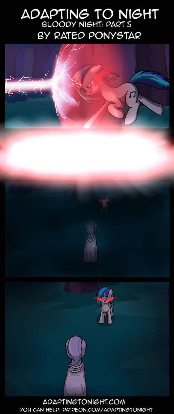 ATN: Bloody Night - Part 5 by Rated-R-PonyStar