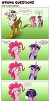 Wrong Questions by Rated-R-PonyStar