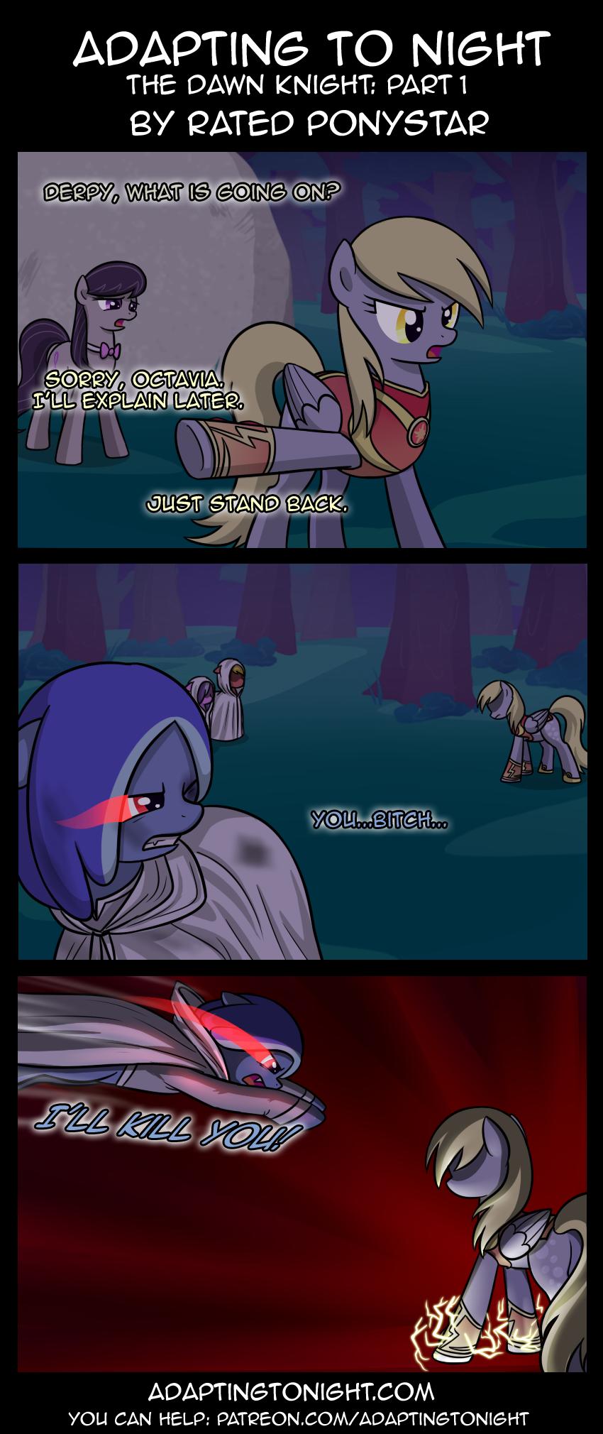 Adapting To Night: The Dawn Knight - Part 1