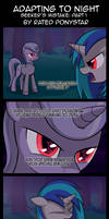 Adapting To Night: Seeker's Mistake Part 1 by Rated-R-PonyStar