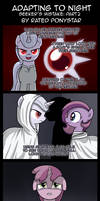 Adapting To Night: Seeker's Mistake Part 2 by Rated-R-PonyStar