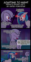 Adapting To Night: Seeker's Mistake Part 3 by Rated-R-PonyStar