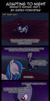 Adapting To Night: Seeker's Mistake Part 5 by Rated-R-PonyStar