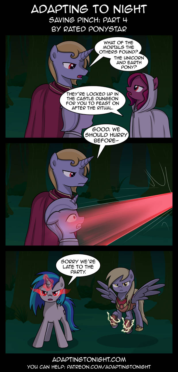 AtN: Saving Pinch -  Part 4 by Rated-R-PonyStar
