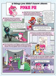 5 Things You Never Knew About: Pinkie Pie