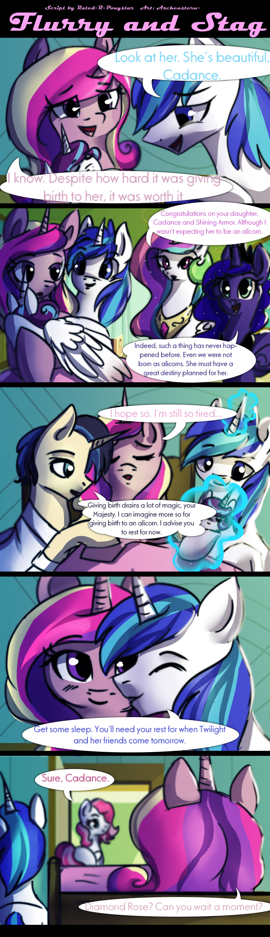 Flurry and Stag: Chapter 1 Page 2