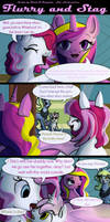 Flurry and Stag: Chapter 1 Page 3 by Rated-R-PonyStar