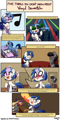 5 Things You Didn't Know About: Vinyl Scratch