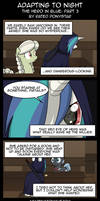 AtN: The Hero In Blue -  Part 3 by Rated-R-PonyStar