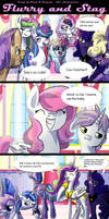 Flurry and Stag: Chapter 1 Page 5