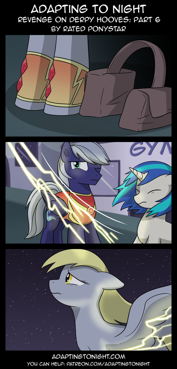 AtN: The Revenge on Derpy Hooves -  Part 6 by Rated-R-PonyStar