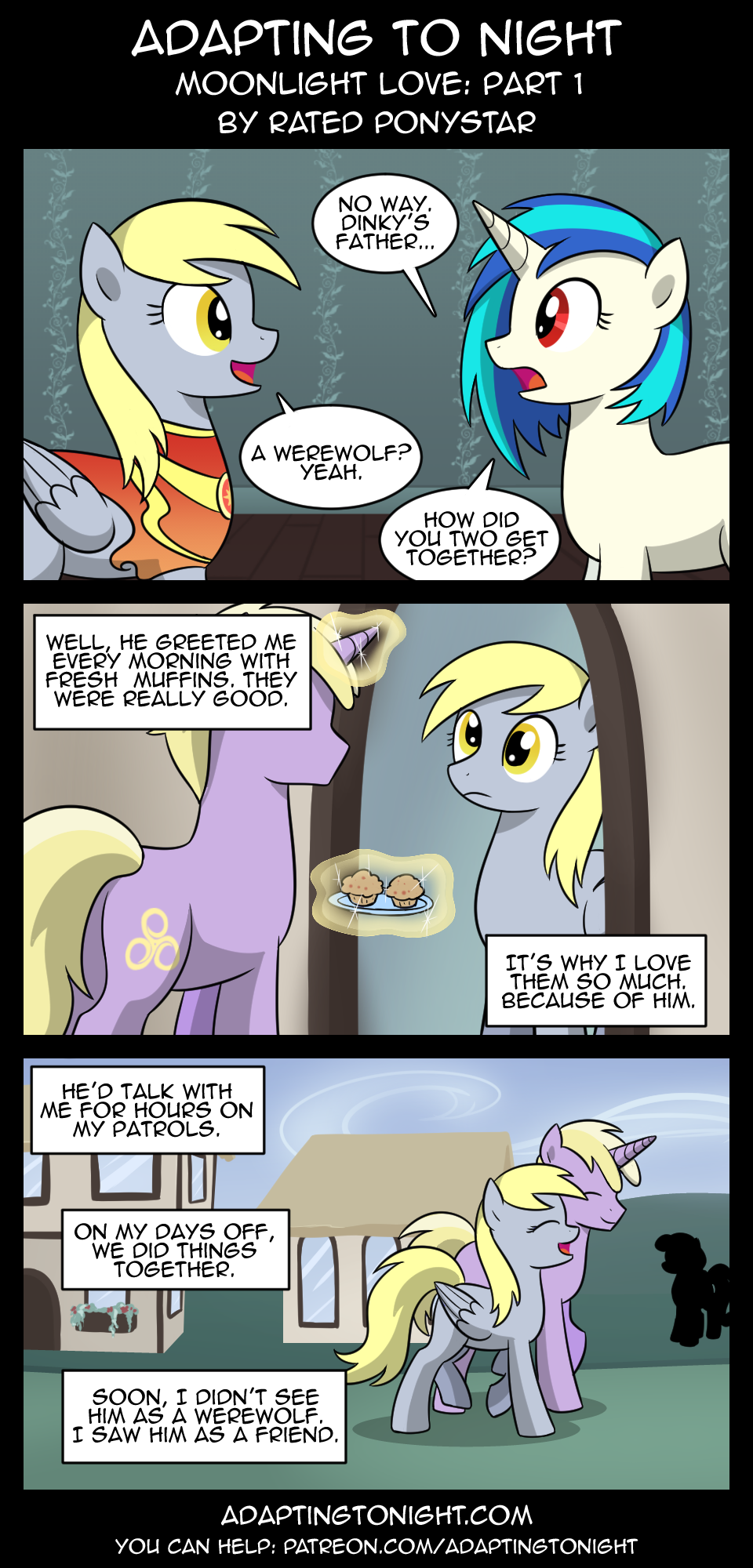 AtN: Moonlight Love -  Part 1 by Rated-R-PonyStar